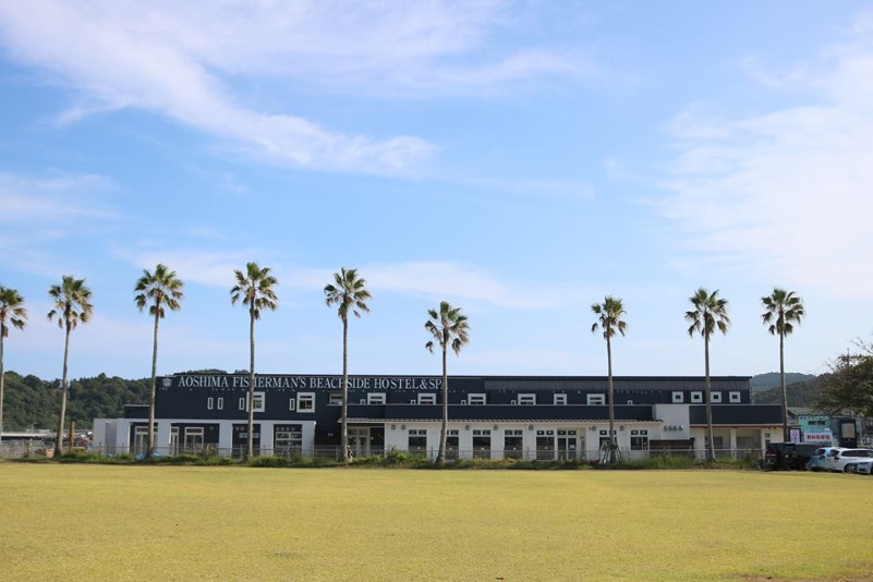 青島フィッシャーマンズビーチサイドホステル&スパの施設画像