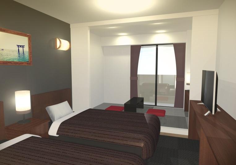 HOTEL Biwakoスリーゼ(ホテル琵琶湖スリーゼ) 画像