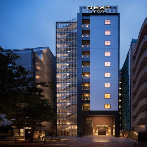 ネストホテル東京半蔵門...
