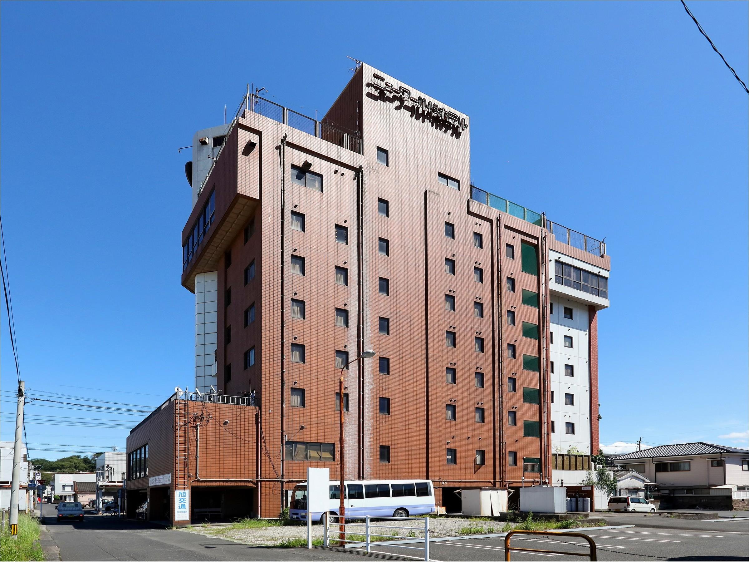 ニューワールドホテル<鹿児島県>