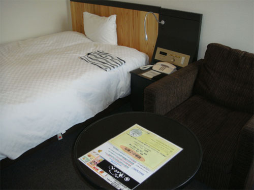 リノホテル京都の客室の写真