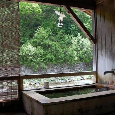 川俣温泉 国民宿舎 渓山荘 画像