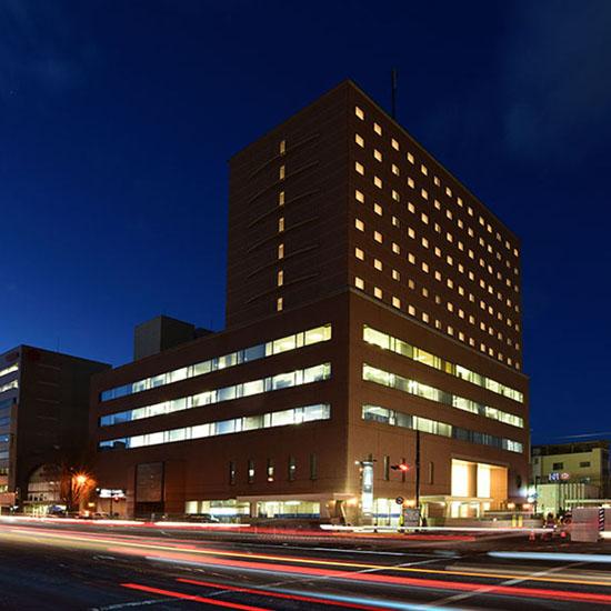 HOTEL SANKYO FUKUSHIMA ホテルサンキョ...