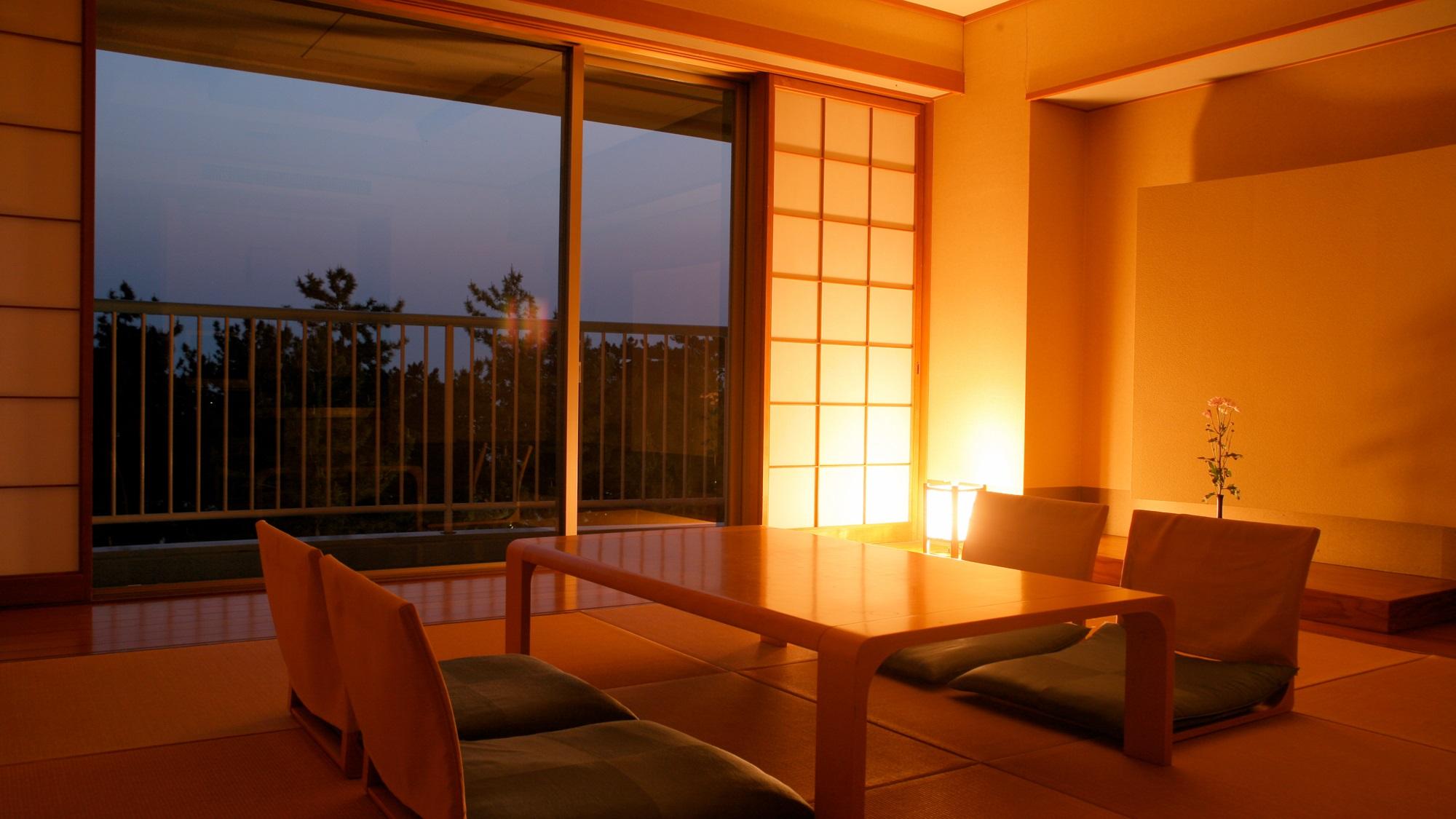 洲本温泉 夢海游 淡路島の客室の写真