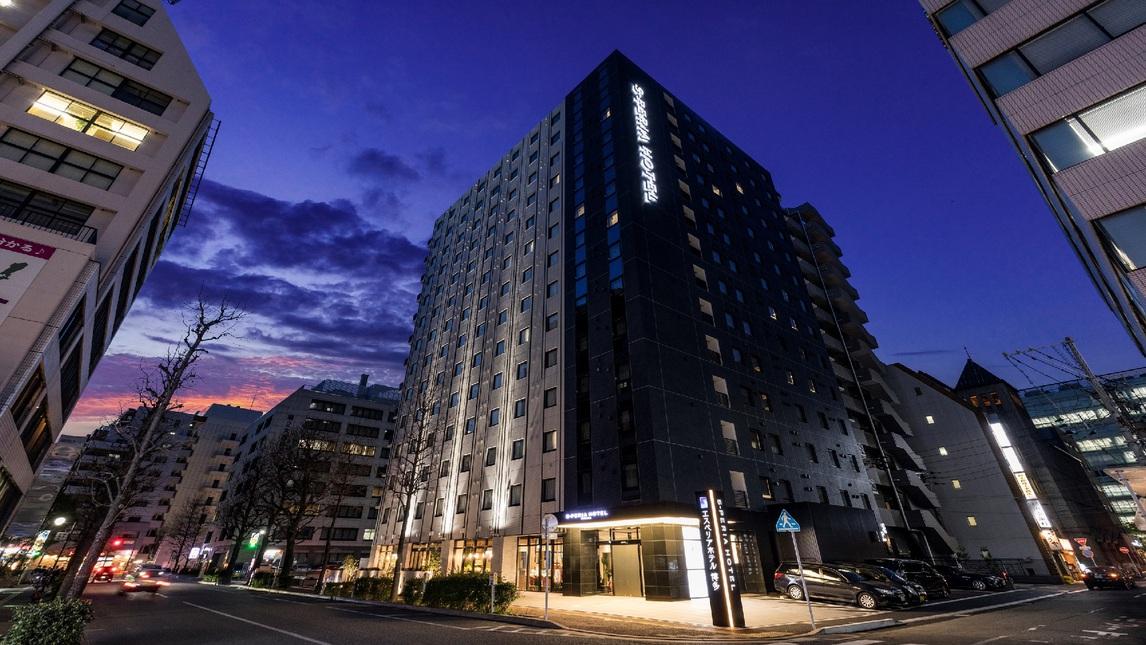 エスペリアホテル博多(2018年3月28日 GRAND OP...
