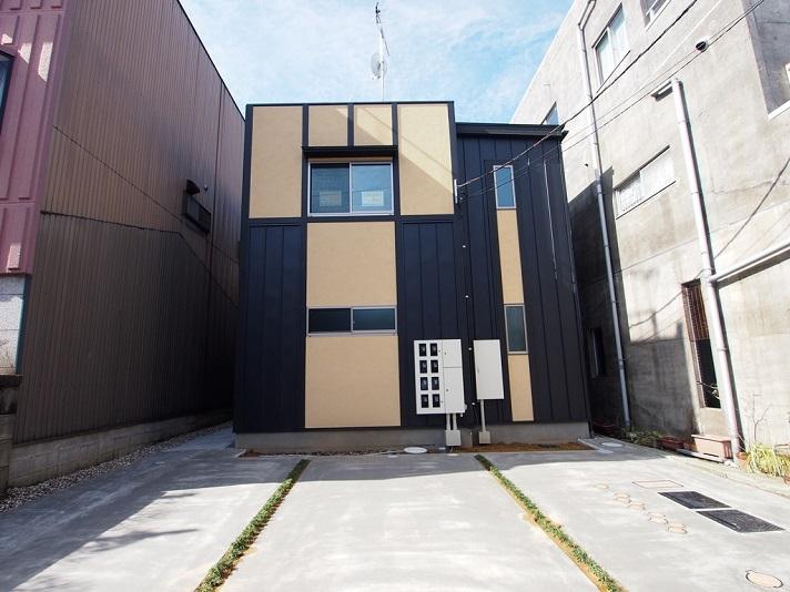 アパートメントホテル堀川