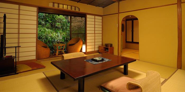 箱根湯本温泉 離れ山家荘 画像