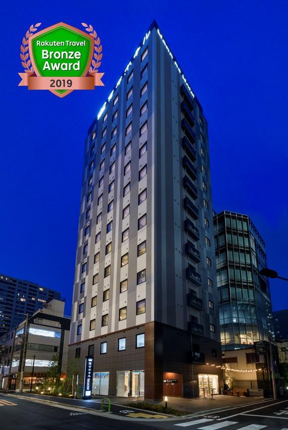 変なホテル東京 浜松町(2018年4月27日オープン)