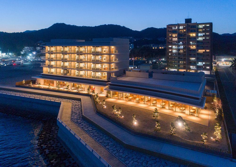 下関温泉 風の海の施設画像