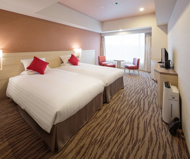 東京ベイ東急ホテルの部屋画像