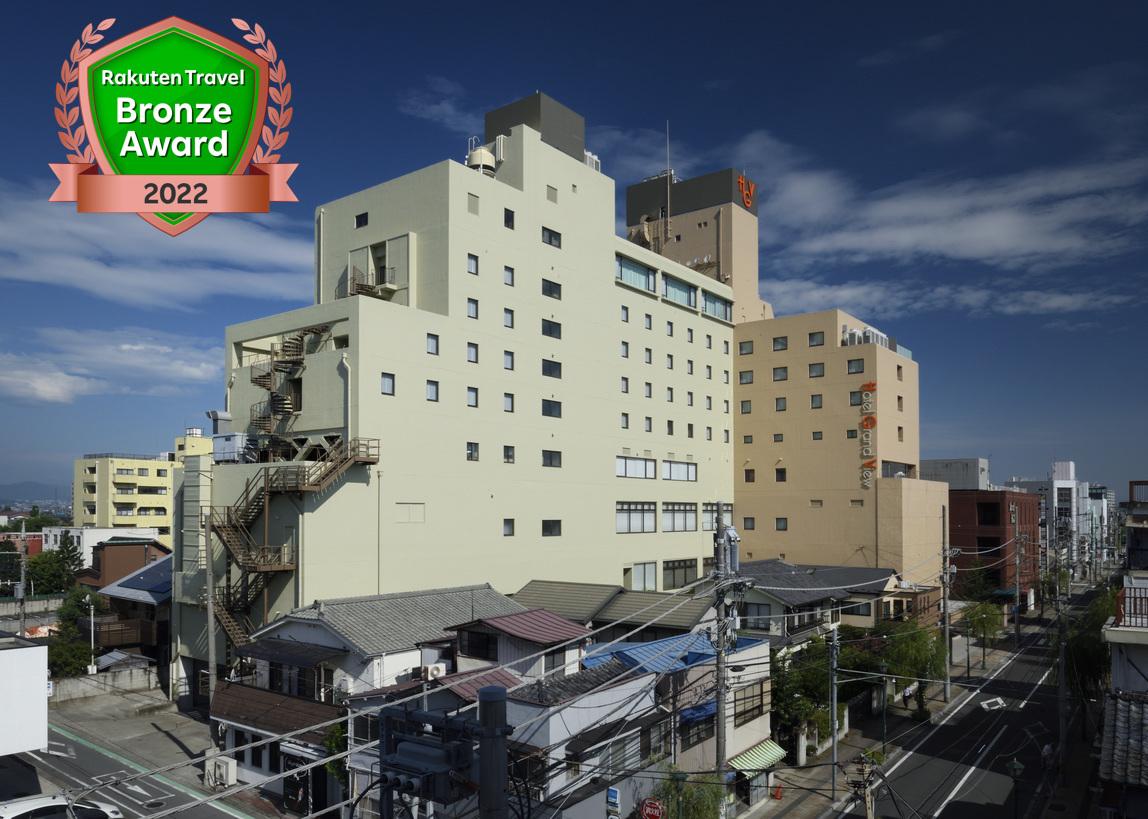 ホテル グランビュー高崎(2018年1月9日グランドオープン)
