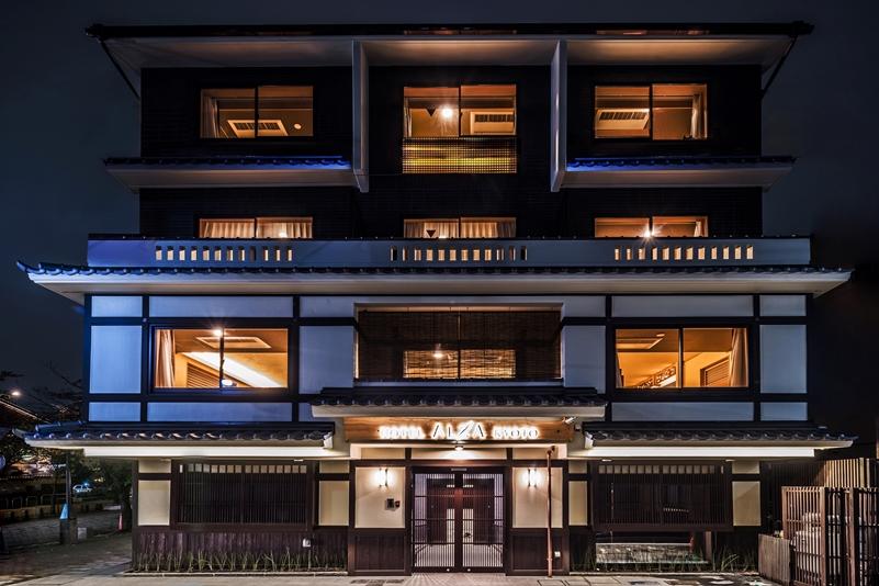 ホテル アルザ京都