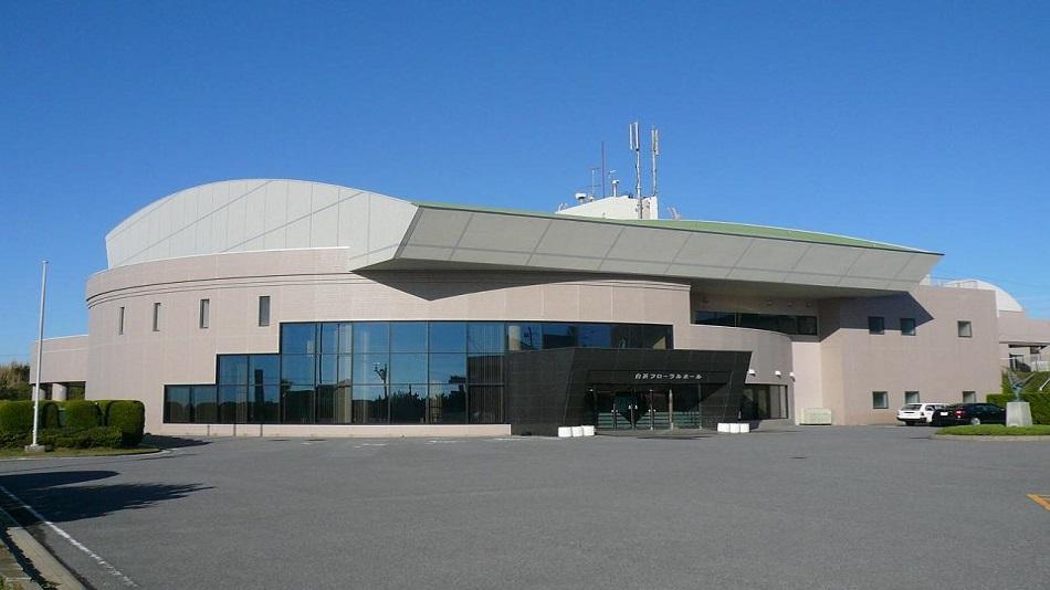 白浜フローラルホール