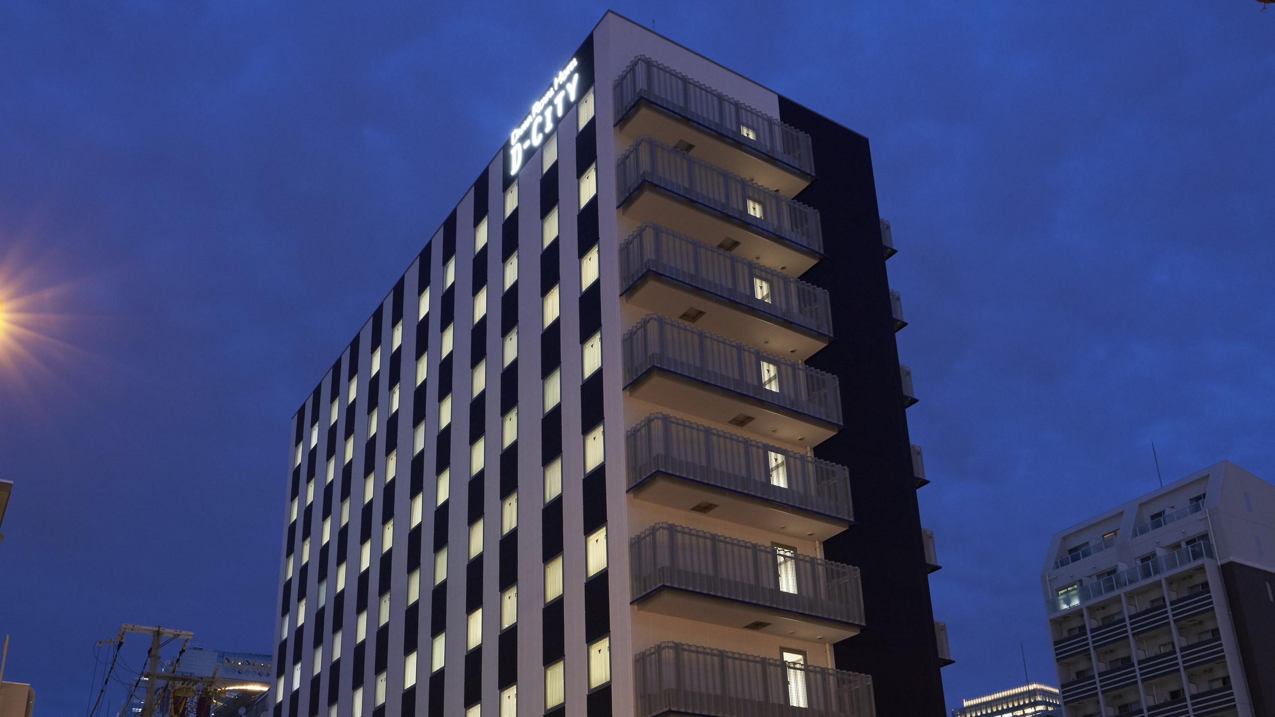 ダイワロイヤルホテル D-CITY 大阪新梅田(2018年4...