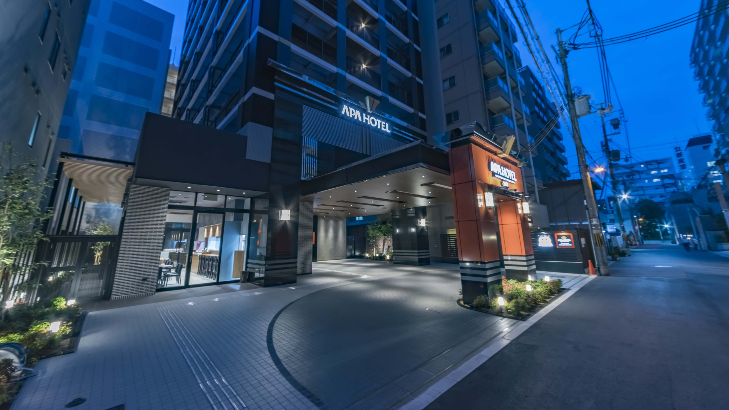 アパホテル<東梅田 南森町駅前>2018年5月9日OPEN...