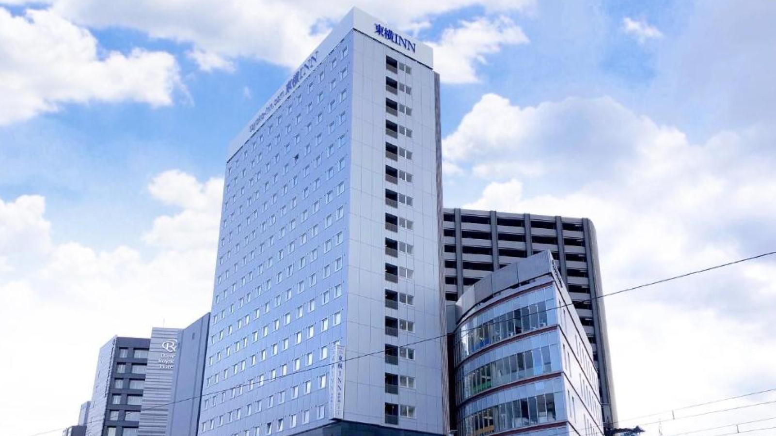 東横イン富山駅新幹線口2