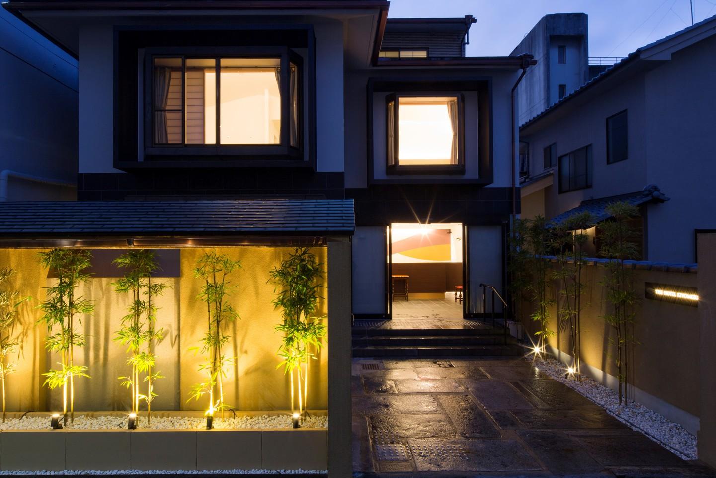 THE HOTEL KIYOMIZU 御所西...