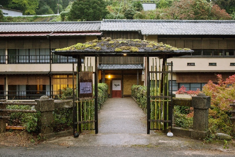 温泉ゲストハウス TojiyA