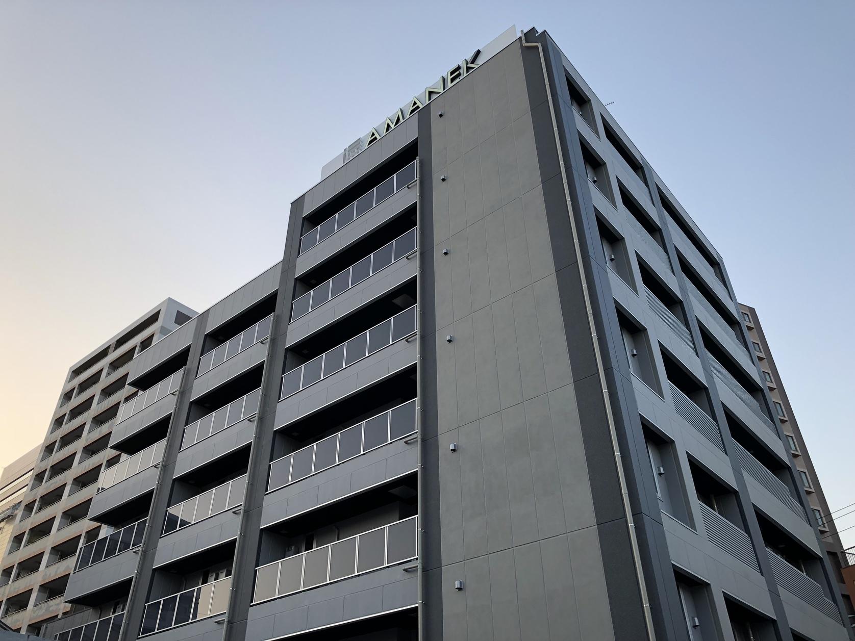 ホテル アマネク 浅草吾妻橋スカイ(2018年4月18日オー...