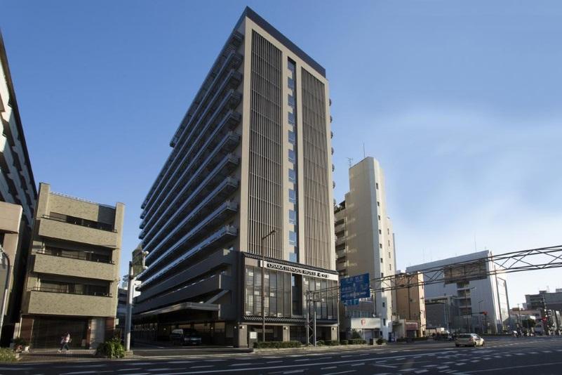 深層水温泉 大阪逸の彩ホテル日本橋