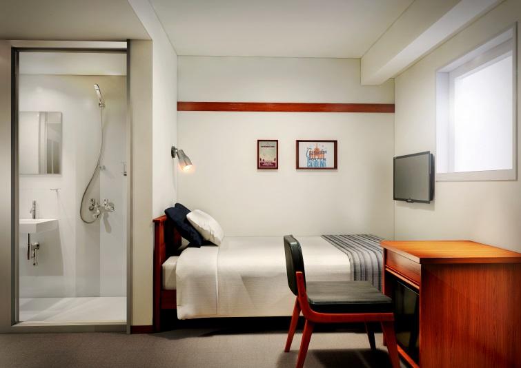 HOTEL EMIT SHIBUYA(ホテルエミット渋谷)の室内