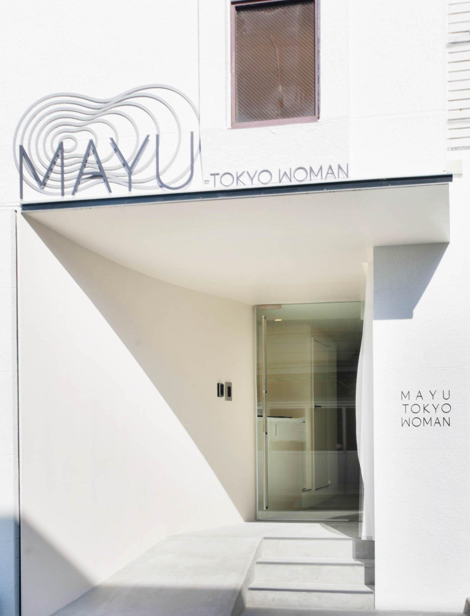 MAYU東京WOMAN(2018年4月オープン)