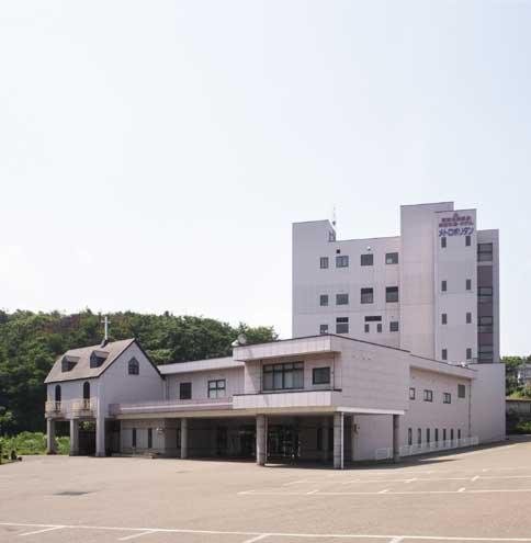鯨波松島温泉 メトロポリタン松島 その1