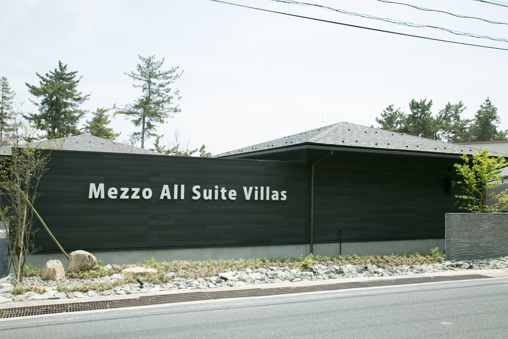 Mezzo ALL SUITE VILLASの施設画像