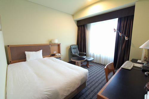 ホテル名古屋ガーデンパレスの客室の写真