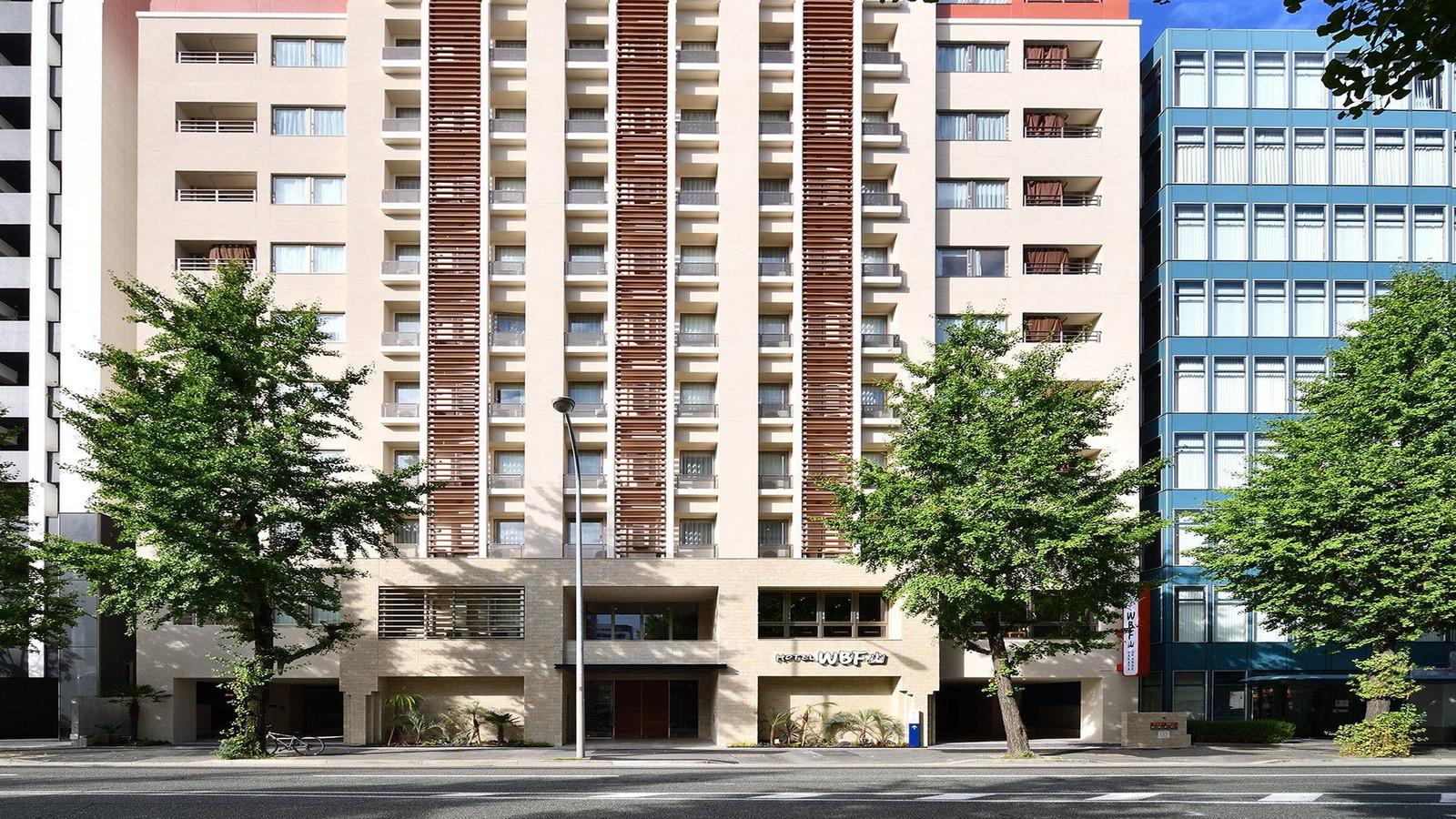 ホテルWBFグランデ博多(2018年8月1日オープン)...