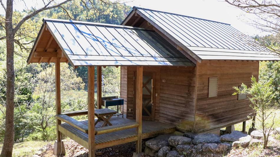 奥耶馬渓 憩の森 キャンプ場