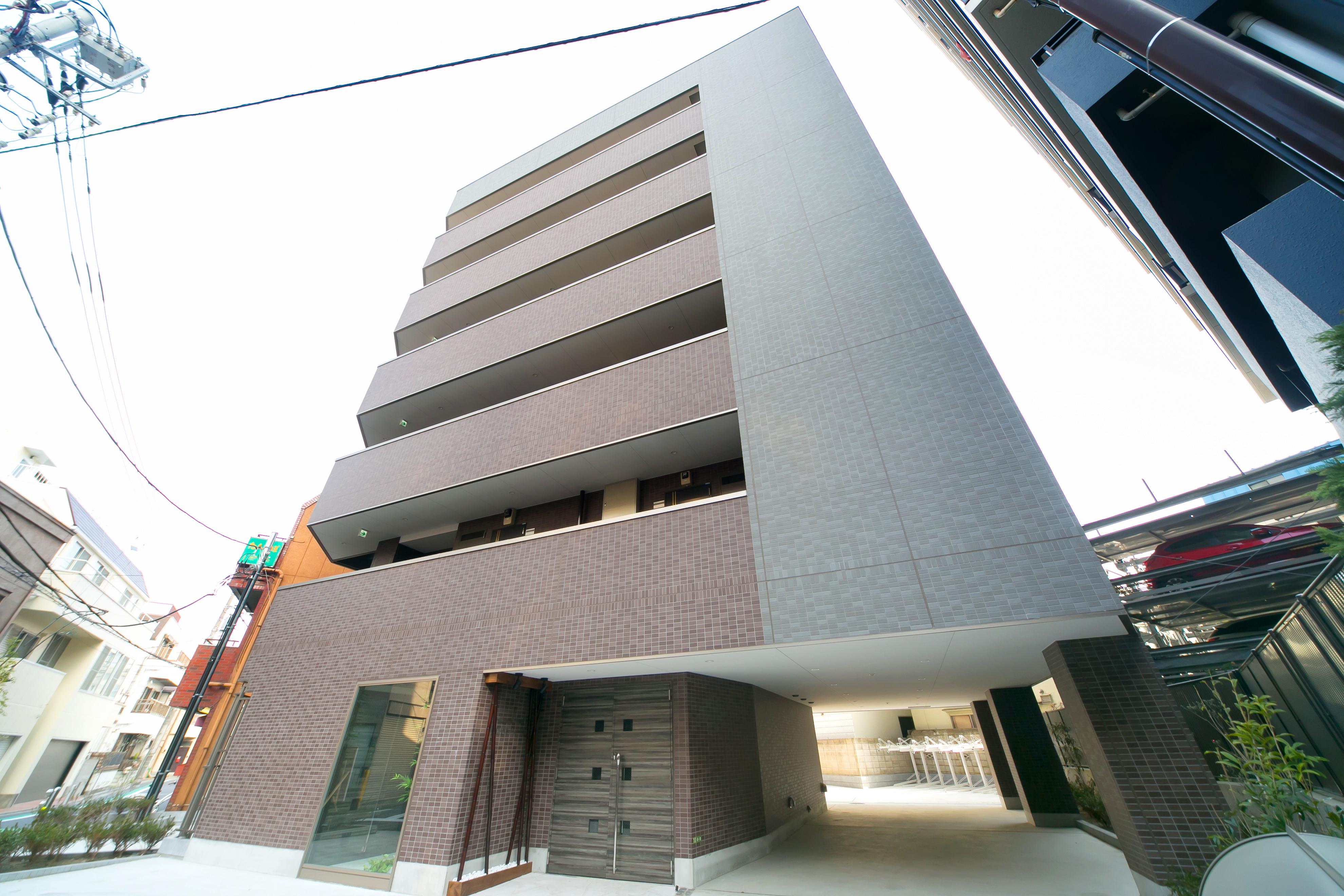 Residential Hotel IKIDANE Mach...