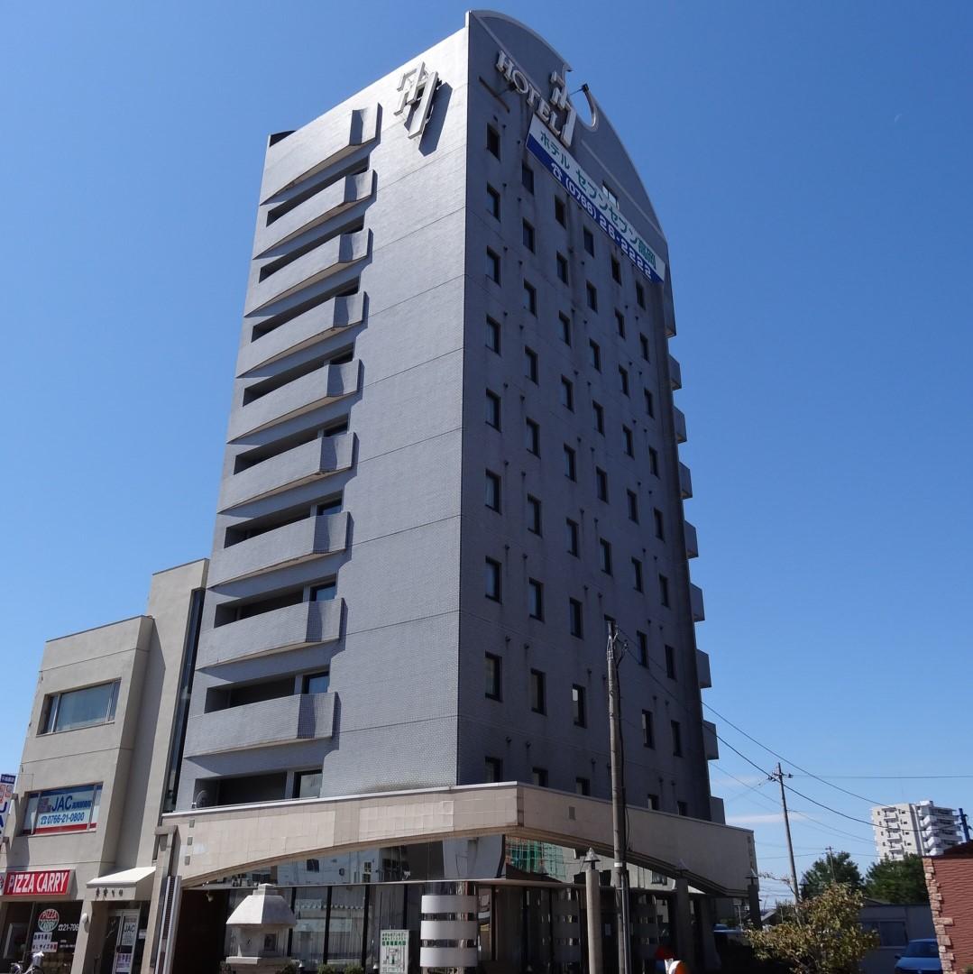 ホテルセブンセブン高岡の施設画像