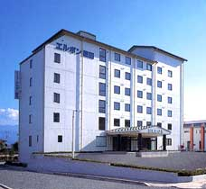 ビジネスホテル エルボン飯田