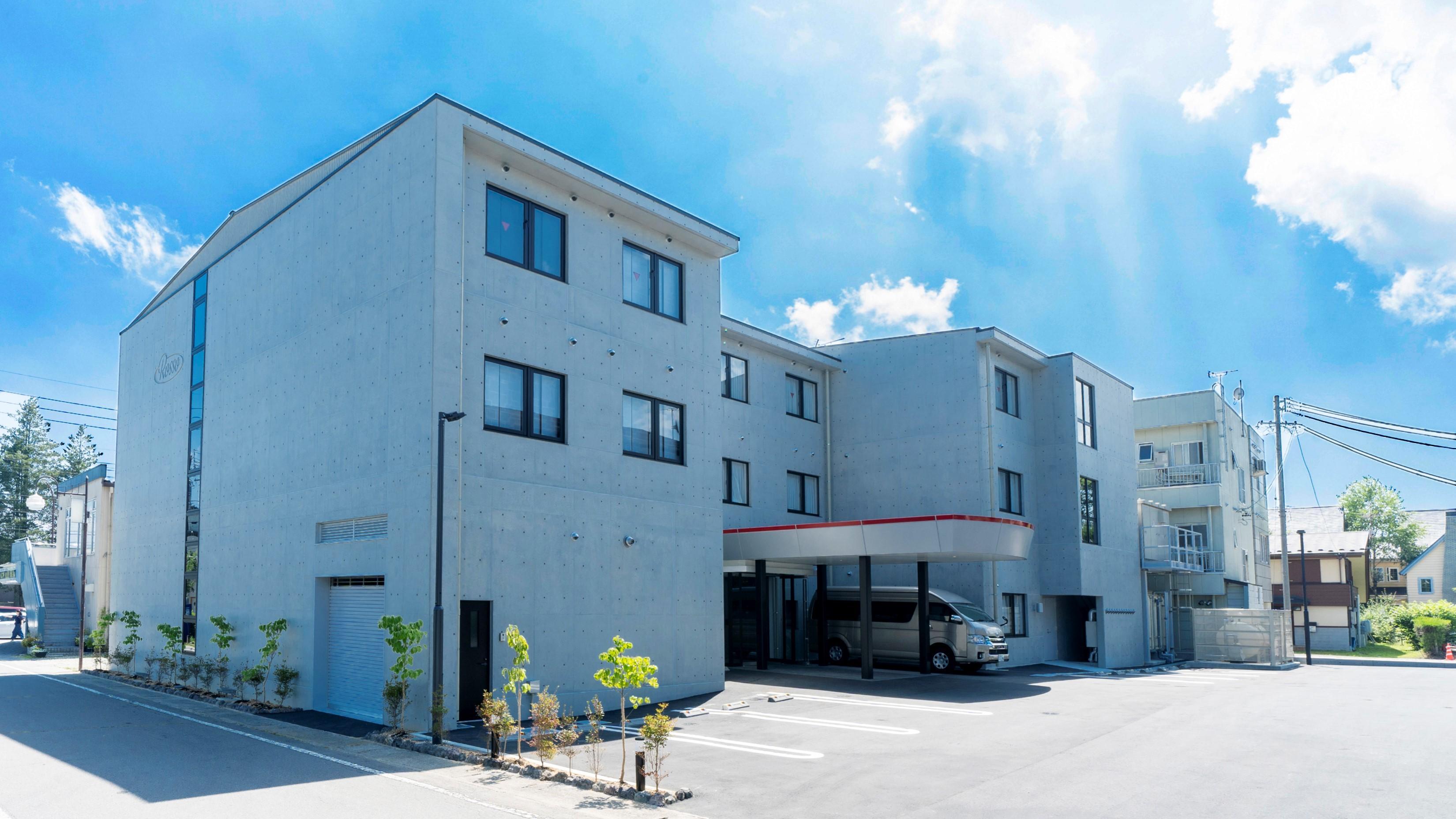 ホテルロッソ軽井沢(2018年8月1日 NEW OPEN!)...