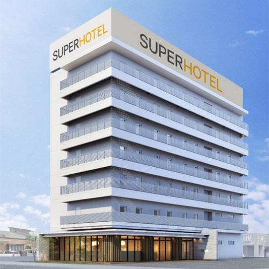 スーパーホテル山形・さくらんぼ東根駅前 天然温泉 桜桃の湯(...