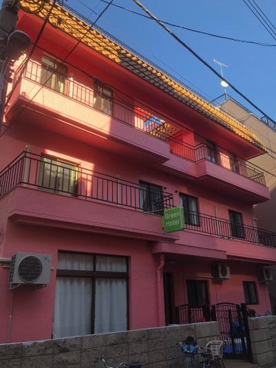Green ホテルの施設画像