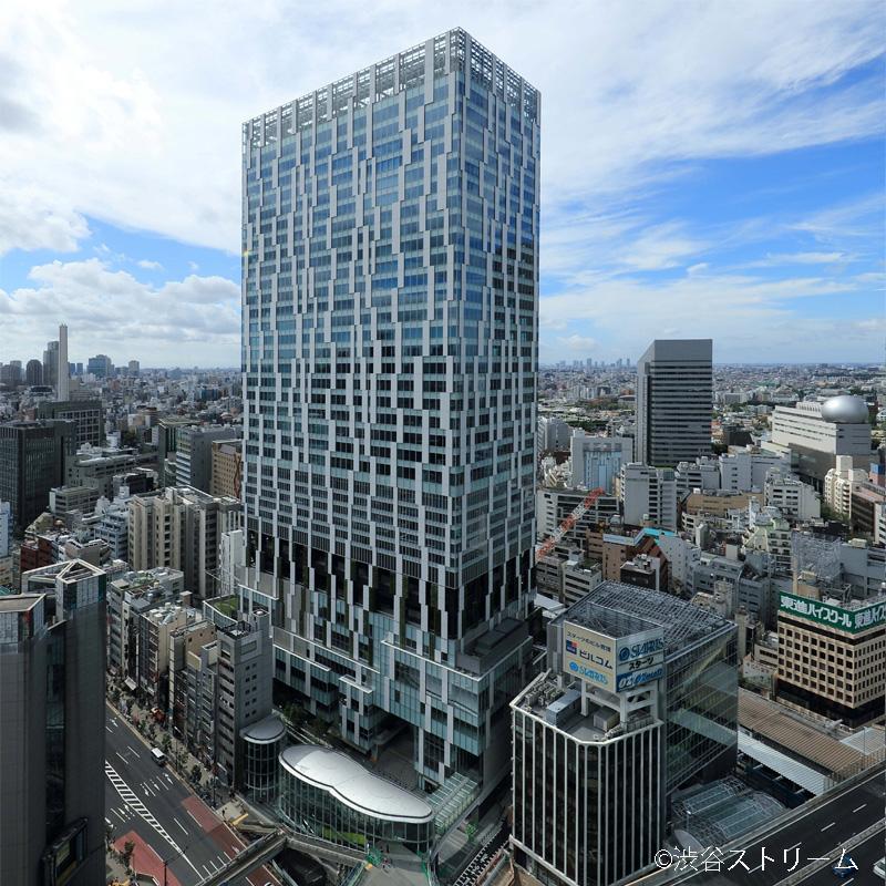 渋谷ストリーム・エクセルホテル東急