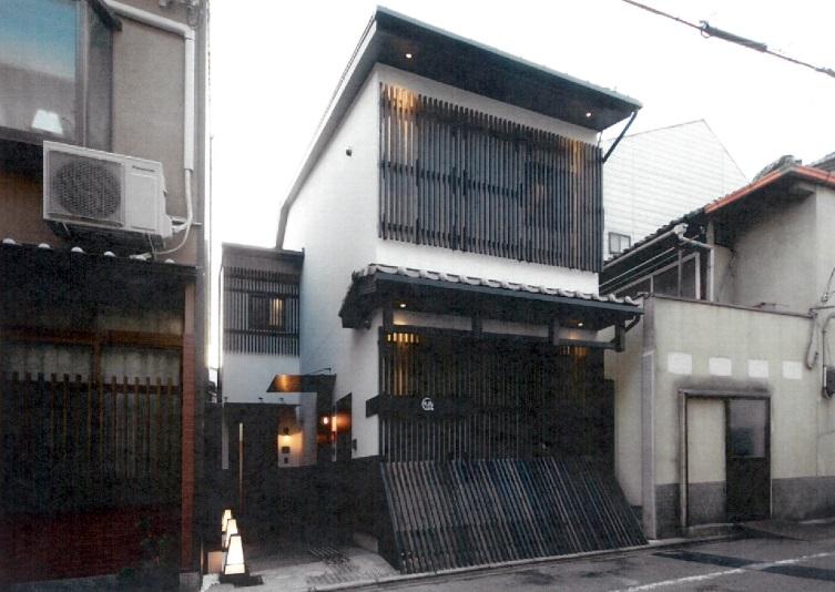 風雅別邸 京都丹波口...