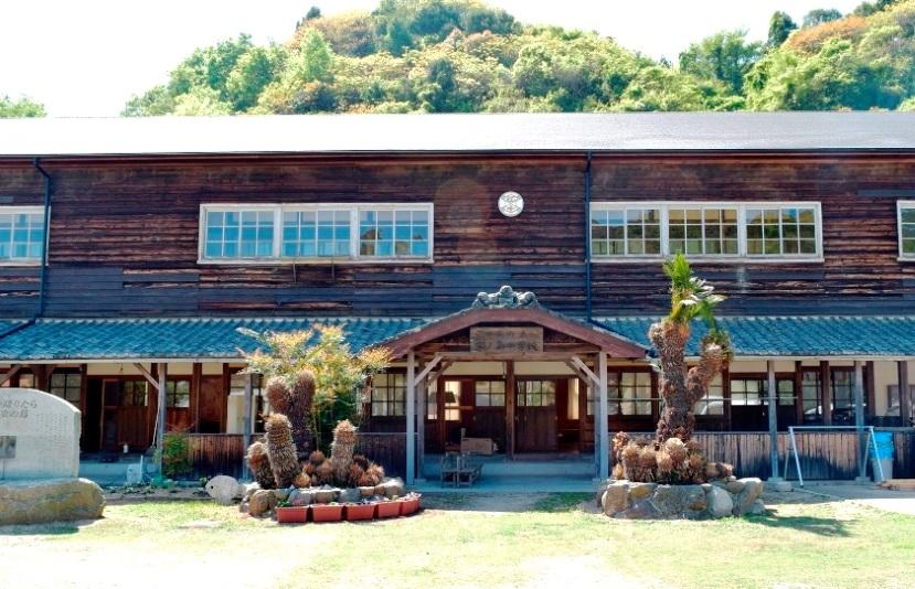 大三島憩の家(2018年4月 リニューアルOPEN)の施設画像