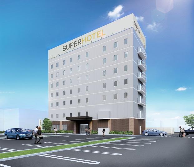 スーパーホテル浜松