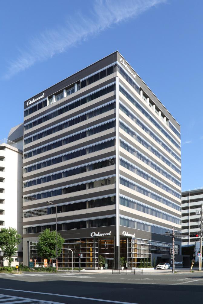 オークウッドホテル&アパートメンツ新大阪 外観写真