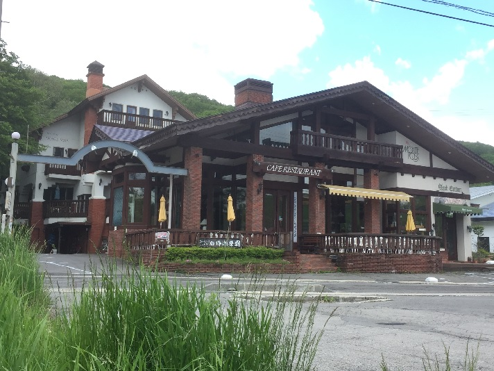 ホテル白樺湖榮園