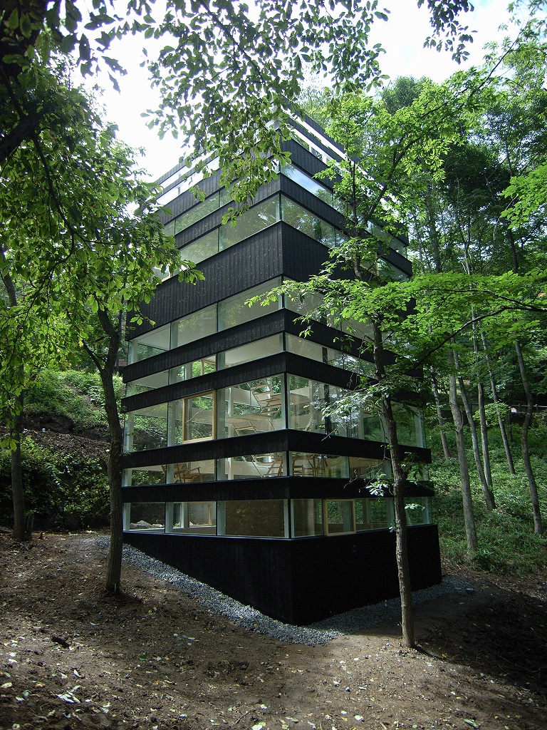 軽井沢 輪の家