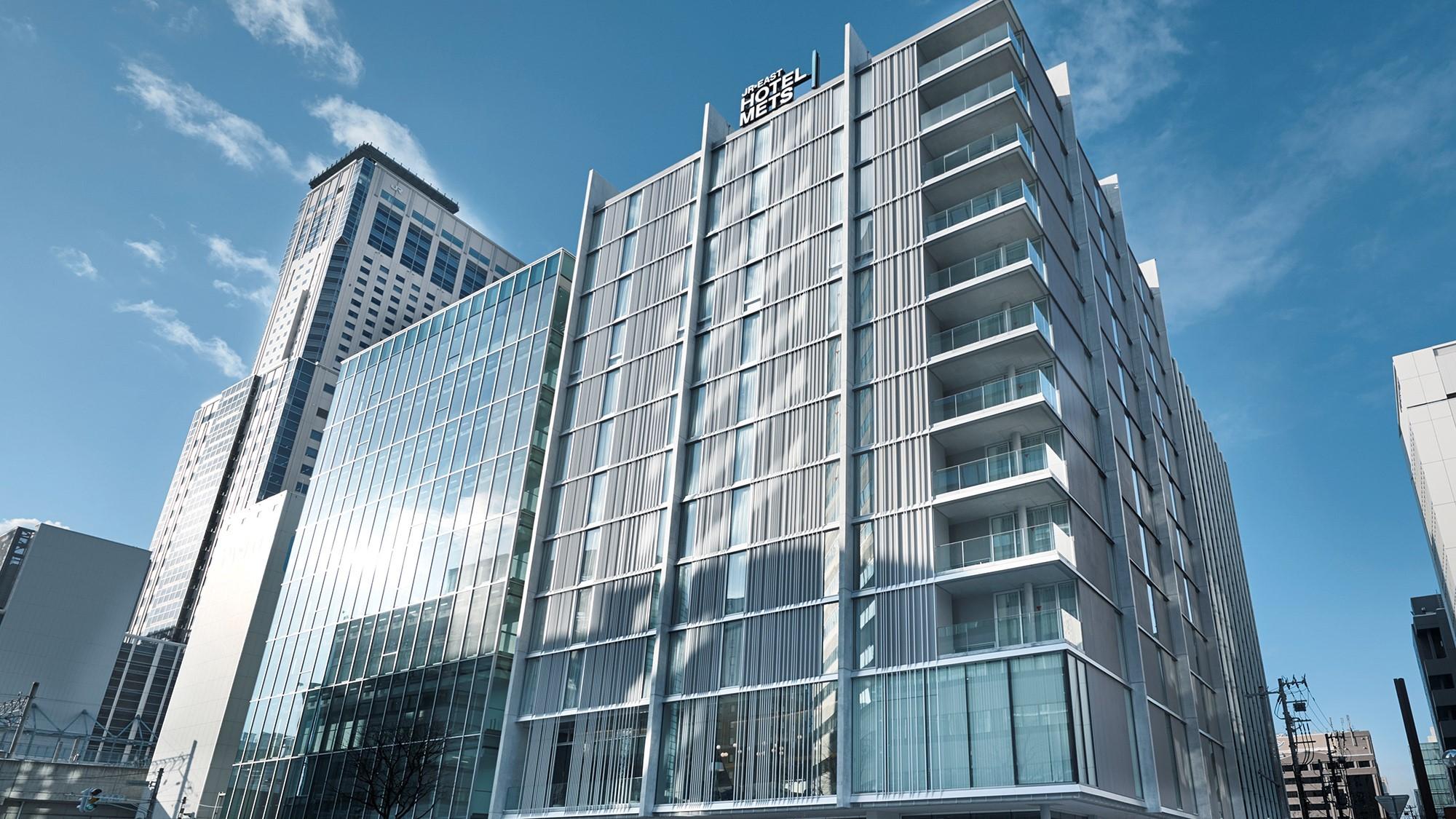 JR東日本ホテルメッツ札幌(2019年2月1日開業)...