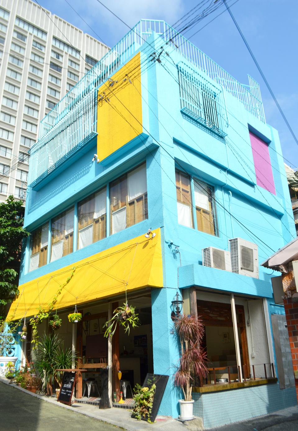 Okinawa Guest House Chanpuru