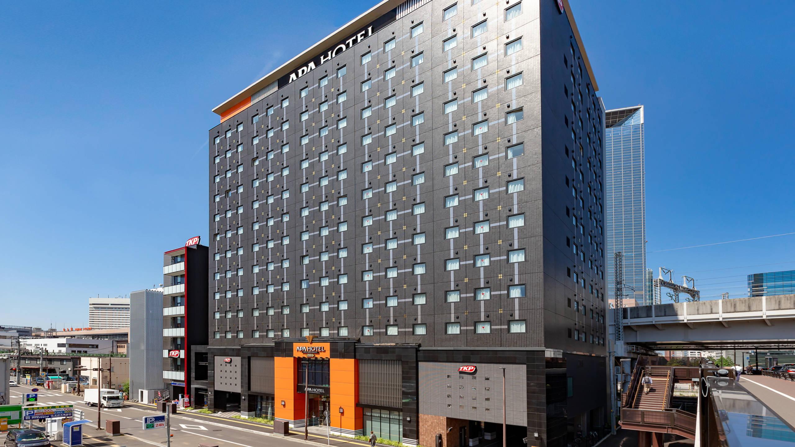 アパホテル<TKP仙台駅北>(2018年10月12日オープン...