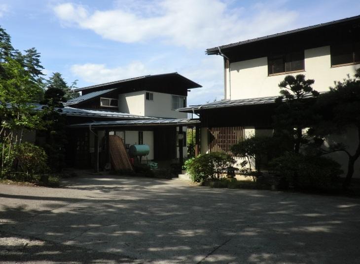 民宿旅館 晴山