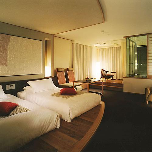 油谷湾温泉 ホテル楊貴館 画像