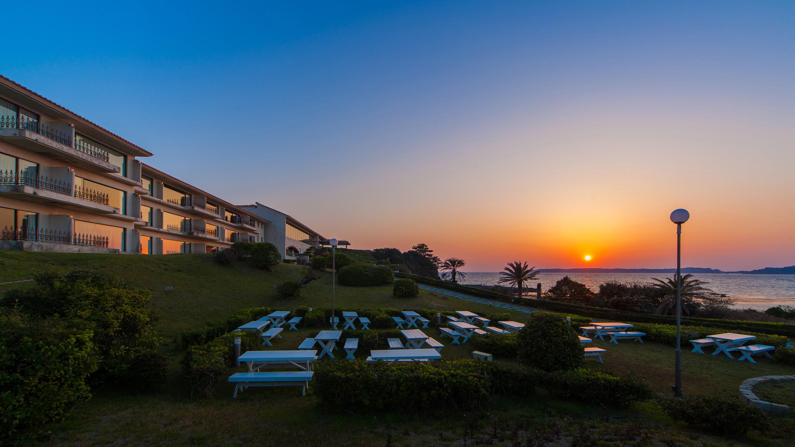 山口県角島でおすすめのリゾートホテル